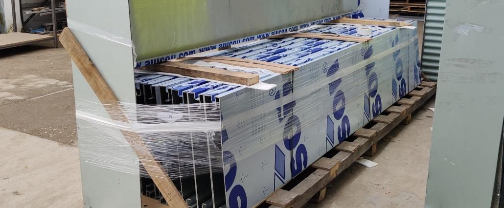 Transporte y embalaje garantizado